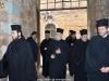 12الإحتفال بعيد القديس العظيم في الشهداء خرالامبوس (فرح) في البطريركية