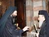 13الإحتفال بعيد القديس العظيم في الشهداء خرالامبوس (فرح) في البطريركية