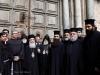01 (1)إحتجاج الكنائس المسيحية في القدس ضد قرار فرض الضرائب من قٍبل بلدية القدس