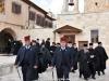 01إحتجاج الكنائس المسيحية في القدس ضد قرار فرض الضرائب من قٍبل بلدية القدس