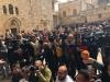 02 (1)إحتجاج الكنائس المسيحية في القدس ضد قرار فرض الضرائب من قٍبل بلدية القدس