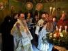 12الإحتفال بأحد السجود للصليب في دير الصليب الكريم