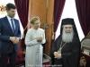 02رئيسة حزب المعارضة الأوكراني تزور البطريركية