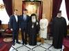 09رئيسة حزب المعارضة الأوكراني تزور البطريركية