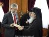 04وزير العدل اليوناني يزور البطريركية
