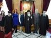 07وزير العدل اليوناني يزور البطريركية