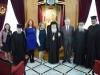 08وزير العدل اليوناني يزور البطريركية