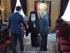 01مدير وزارة الخارجية اليونانية يزور البطريركية