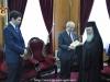03مدير وزارة الخارجية اليونانية يزور البطريركية