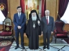 05مدير وزارة الخارجية اليونانية يزور البطريركية