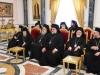 11صلاة المجدله الكبرى في كنيسة القيامة بمناسبة عيد ثورة 25 آذار 1821 اليونانية