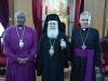 1رئيس أساقفة الكنيسة الأنجليكانية في الولايات المتحدة يزور البطريركية