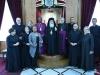 2رئيس أساقفة الكنيسة الأنجليكانية في الولايات المتحدة يزور البطريركية