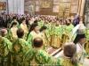 03الإحتفال بأحد الشعانين في البطريركية الأورشليمية 2018
