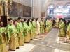 06الإحتفال بأحد الشعانين في البطريركية الأورشليمية 2018