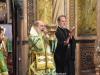 09الإحتفال بأحد الشعانين في البطريركية الأورشليمية 2018
