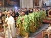 10الإحتفال بأحد الشعانين في البطريركية الأورشليمية 2018