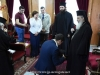 03تلبيس الراسو لخادم مبتدئ في البطريركية