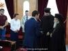 05تلبيس الراسو لخادم مبتدئ في البطريركية