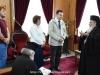 08تلبيس الراسو لخادم مبتدئ في البطريركية