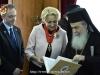1-1رئيسة وزراء رومانيا تزور البطريركية