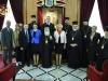1-2رئيسة وزراء رومانيا تزور البطريركية