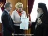 1-9رئيسة وزراء رومانيا تزور البطريركية