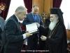 3-1وزير التعليم الصربي يزور البطريركية