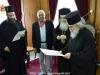 05غبطة البطريرك يُكرم رئيس بلدية بير زيت