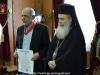 08غبطة البطريرك يُكرم رئيس بلدية بير زيت