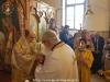 11غبطة البطريرك يترأس خدمة القداس الالهي في بلدة الرينه