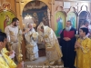 12غبطة البطريرك يترأس خدمة القداس الالهي في بلدة الرينه