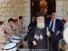 18غبطة البطريرك يترأس خدمة القداس الالهي في بلدة الرينه