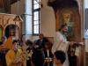 8غبطة البطريرك يترأس خدمة القداس الالهي في بلدة الرينه