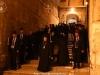 03 خدمة صلوات جناز المسيح والجمعة العظيمة في البطريركية 2018