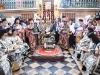 18 خدمة صلوات جناز المسيح والجمعة العظيمة في البطريركية 2018