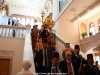 10صلاة القيامة الثانية في البطريركية 2018