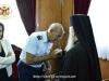 07قائد القوات الجوية القبرصية يزور البطريركية