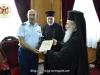 08قائد القوات الجوية القبرصية يزور البطريركية