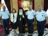 09قائد القوات الجوية القبرصية يزور البطريركية