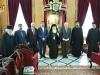 01وزير التربية والتعليم الأردني يزور البطريركية