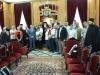 4نائب وزير التنمية الزراعية اليوناني يزور البطريركية