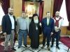 7نائب وزير التنمية الزراعية اليوناني يزور البطريركية