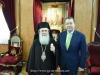 8نائب وزير التنمية الزراعية اليوناني يزور البطريركية