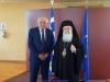 01غبطة البطريرك في اليونان