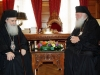 02غبطة البطريرك في زيارة لرئيس أساقفة أثينا وسائر اليونان