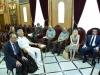 02وزير الدفاع القبرصي يزور البطريركية