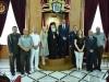 8وزير الدفاع القبرصي يزور البطريركية