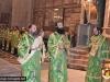 12الإحتفال بأحد السجود للصليب في البطريركية الأورشليمية