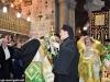 54الإحتفال بأحد السجود للصليب في البطريركية الأورشليمية